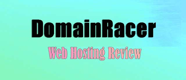 domainracer web hosting review