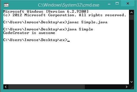 Program of Interface in Java