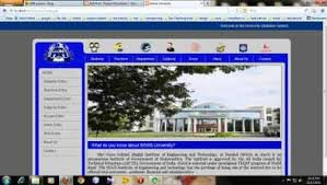 Web Based University Management System