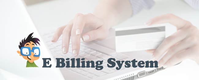 electronic billing system project php vb