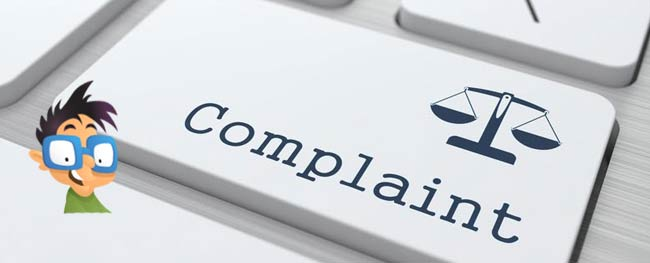 Online Complaint Management System Project | CodeCreator org