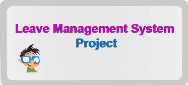 leave management system project
