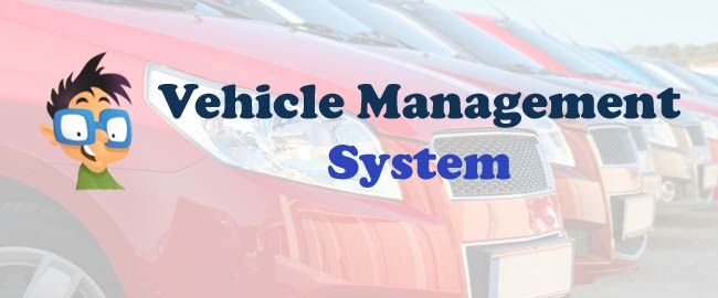 vehicle management system project documentation