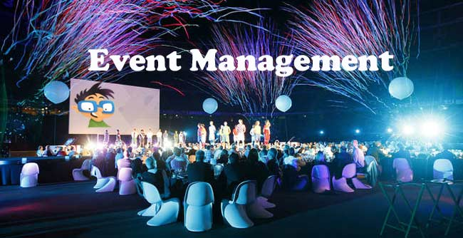 event management system project documentation
