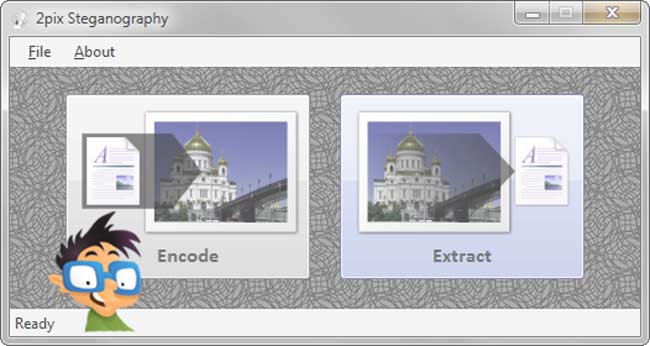 Image Steganography Project Java Source Code | CodeCreator org