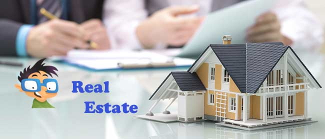 real estate management system project